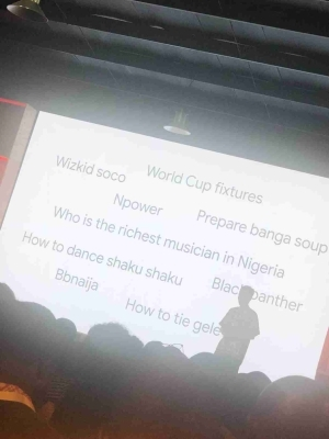 Check Out Most Searched Words In Nigeria From Google